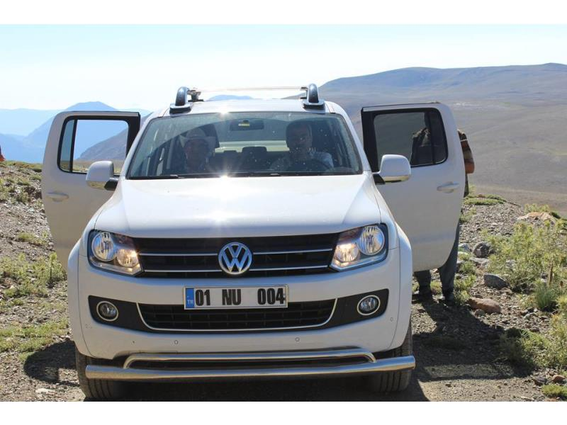 volkswagen amarok 2.0 tdi highline 2014 model