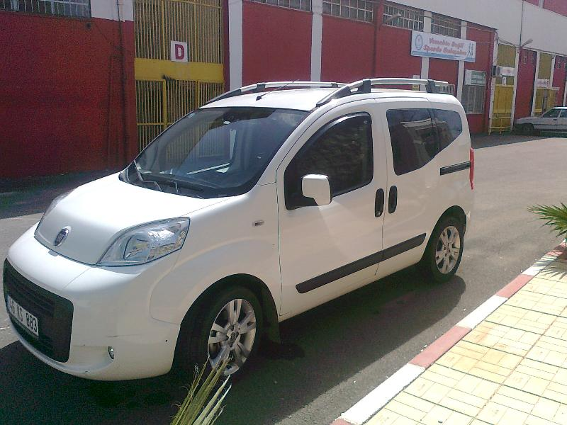 fiat fiorino 1.3 multijet combi emotion 2011 model