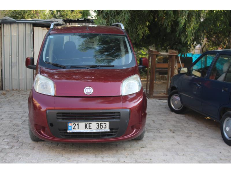 fiat fiorino 1.4 combi dynamic 2011 model