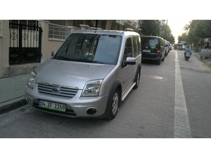 İLK SAHİBİNDEN FORD TOURNEO CONNECT 110PSGLX FULL+FULL MASRAFSZ