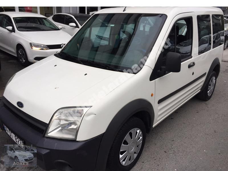 Ford Transit Connect K210 S 2006 Dizel