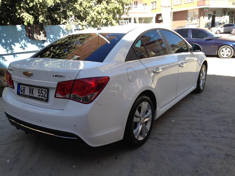 Chevrolet Cruze 1 6 Lt Plus 2012 Model
