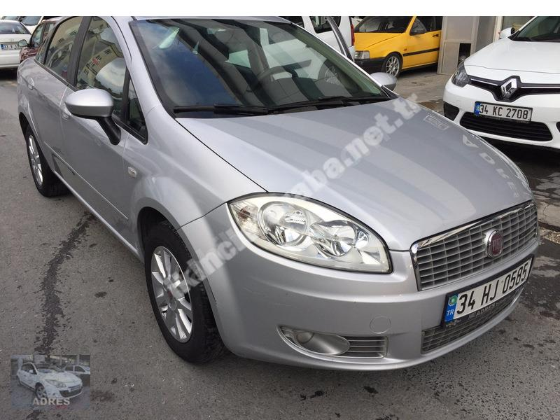 2011 Fiat Linea 1.3 Multijet Active Plus