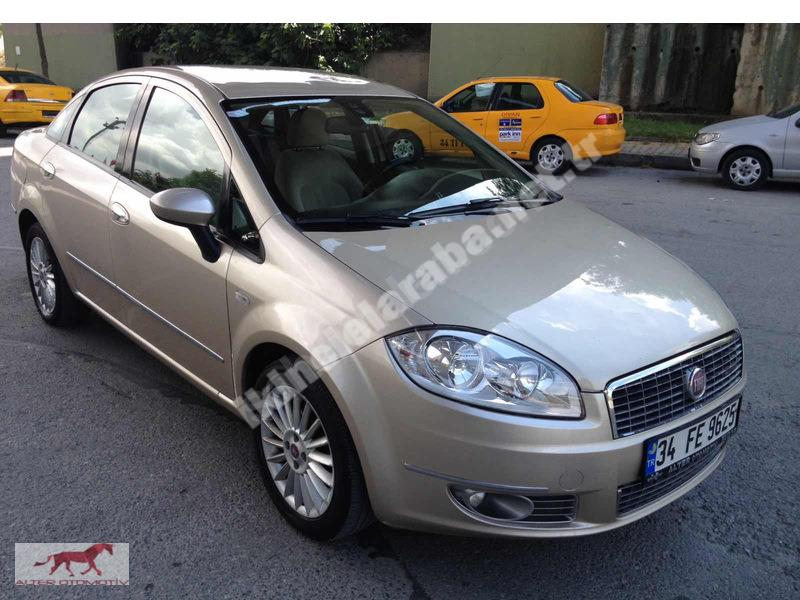 Fiat Linea 1.3 Multijet Emotion 2008 Dizel