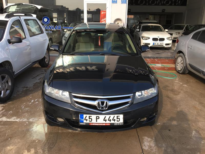 Honda Accord 2.0 Executive 2008 Benzin& LPG