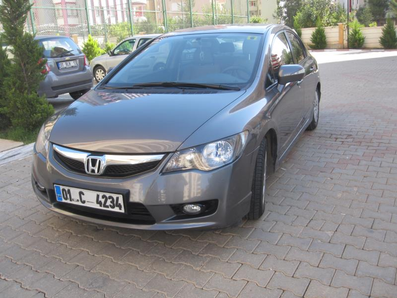 Honda Civic 16 Dream 2010 Model Ikinci El Araba