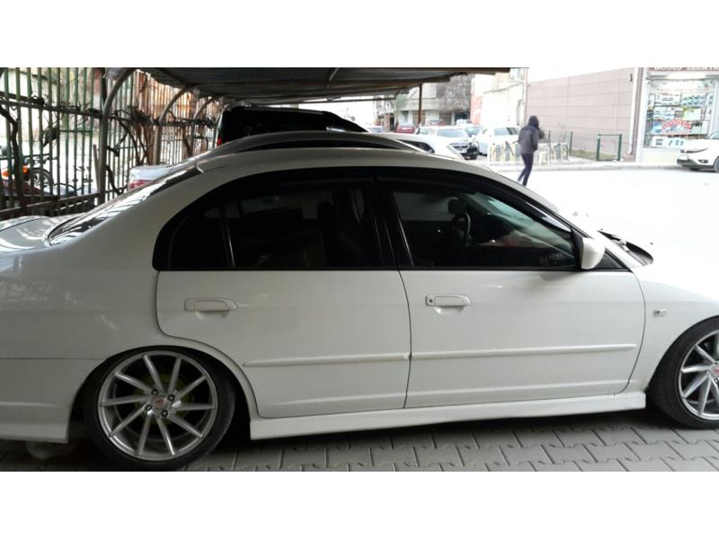 Honda Civic 16 Vtec Ls 2004 Model Ikinci El Araba