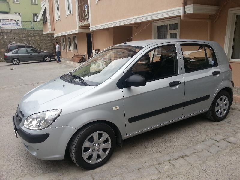 hyundai getz 1 4 dohc 2010 model ikinci el araba. Black Bedroom Furniture Sets. Home Design Ideas