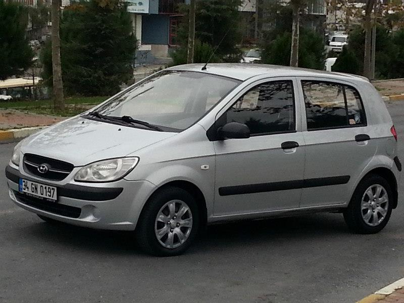 hyundai getz 1 5 crdi gl active 2010 dizel. Black Bedroom Furniture Sets. Home Design Ideas