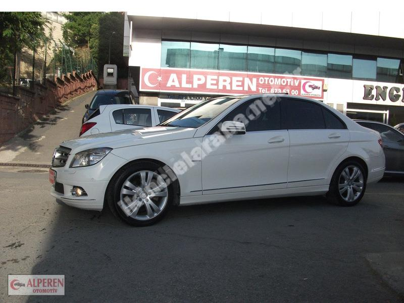 Mercedes - Benz C C 180 Komp. BlueEfficiency Avantgarde 2010 Benzin & LPG