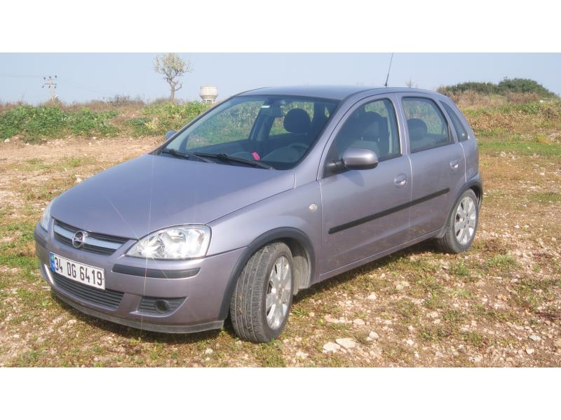 2004 opel corsa enjoy 1 7 cdti related infomation specifications weili automotive network. Black Bedroom Furniture Sets. Home Design Ideas