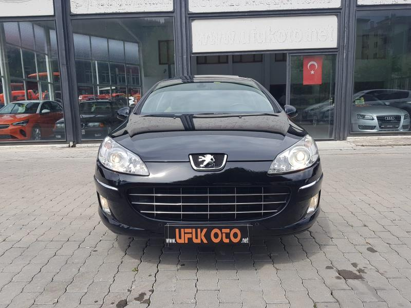 Otomobil Peugeot 407 1.6 HDi Executive Black