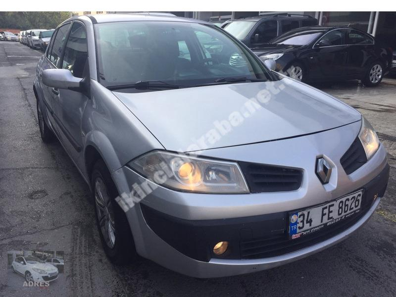 Renault Megane Authentique 2008 Dizel