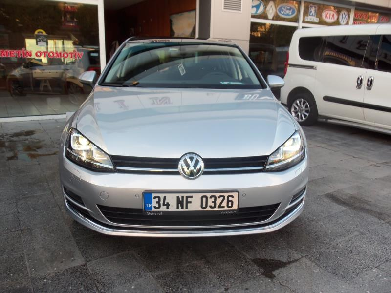 Volkswagen Golf 1.6 TDi Highline 2015 Dizel