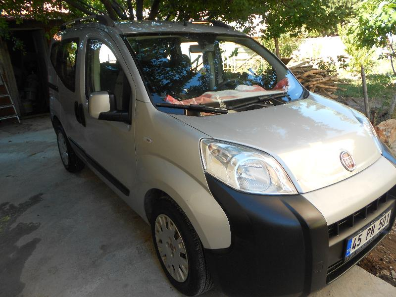 fiat fiorino 1.3 multijet combi dynamic 2008 model