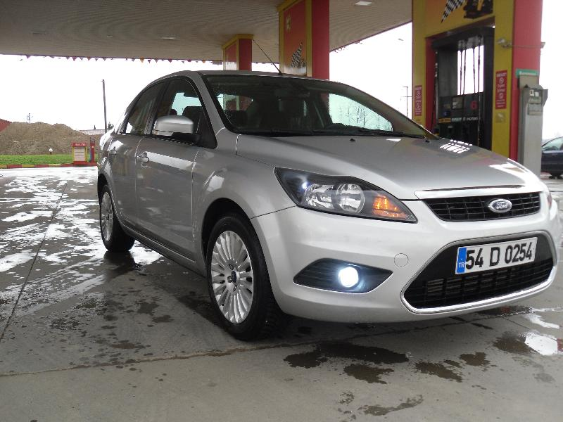 ford focus 1.6 tdci titanium 2009 model