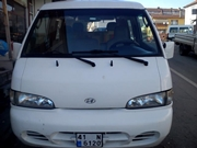 SAHİBİNDEN SATILIK 2002 MODEL HYUNDAI  KLİMALI  H 100 5+1 CITY VAN