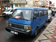 1998 Model Mazda E 2200 Glass Van HD
