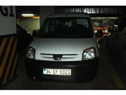 Peugeot Partner 1.9 Dizel 2008 Model