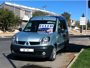 ikinci el renault kangoo 1.5 dci multix authentique