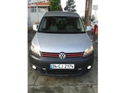 Volkswagen Caddy 1.6 TDI Trendline 2011 Model