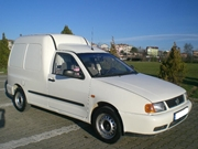 Volkswagen Caddy Panel Van SD 1999 Model