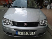Fiat Albea Sole 1.3 Multijet Active 2010 Model