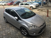Ford Fiesta 1.4 TDCi Titanium 2011 Model