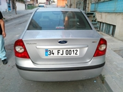 Ford Focus 1.6 TDCi Ghia 2008 Model