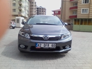Honda Civic 1.6 Elegance 2012 Model