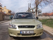 Hyundai Accent  1.3 LX 2001 Model