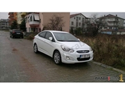 Hyundai Accent Blue 1.4 CVVT Prime 2012 Model