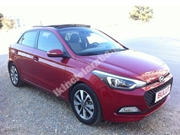 Hyundai i20 1.2 MPI Elite Blue 2014 Model