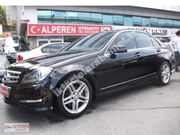 Mercedes - Benz C C 180 AMG 7G-Tronic 2013 Model