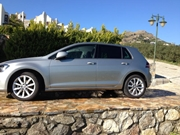 ikinci el volkswagen golf 1.6 tdi highline