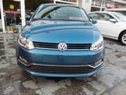Volkswagen Polo 1.2 TDi BlueMotion 2015 Model