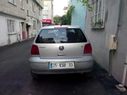 Volkswagen Polo 1.4 Comfortline 2000 Model