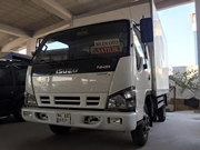 Isuzu NKR Wide LX 2007 Model
