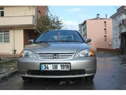 Honda Civic 1.6 VTEC LS 2003 Model
