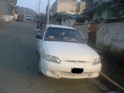 Hyundai Accent  1.3 LX 1998 Model