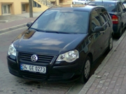 Volkswagen Polo 1.4 Trendline 2009 Model